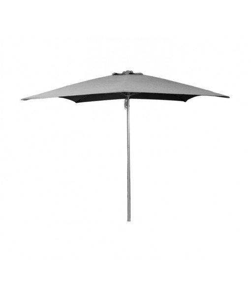 Shadow parasol w/pulley system, 2x2 m ...