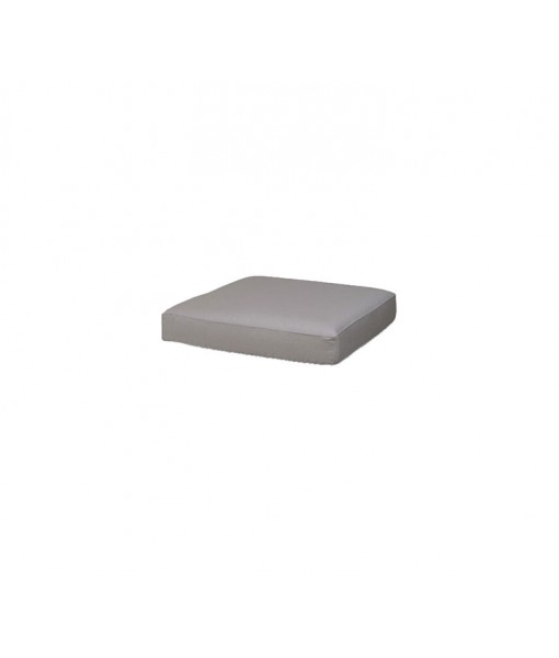Chester footstool, cushion Taupe