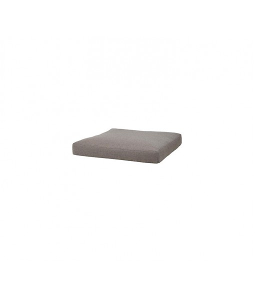 Connect footstool, cushion Taupe