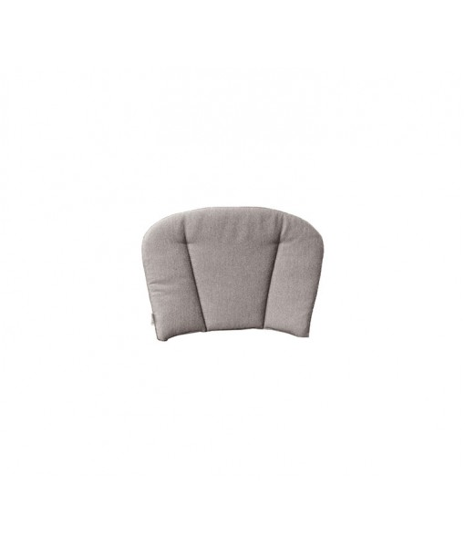 Derby/Lansing chair, back cushion Taupe