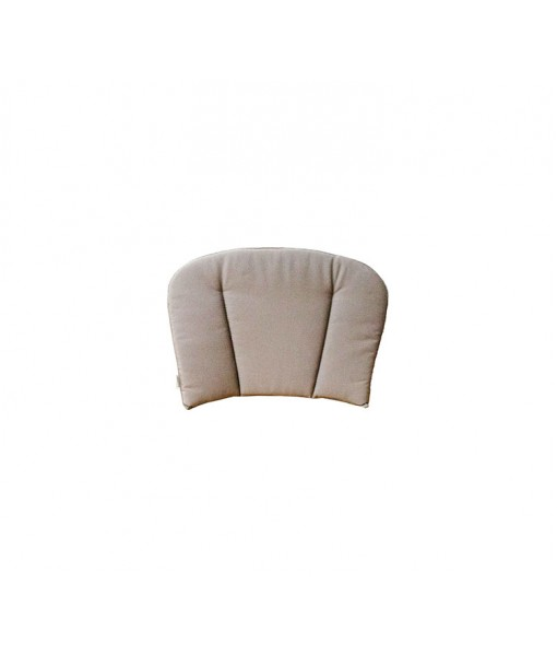 Derby/Lansing chair, back cushion Taupe, Tempotest