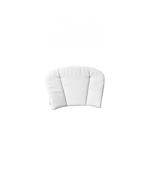 Derby/Lansing chair, back cushion White
