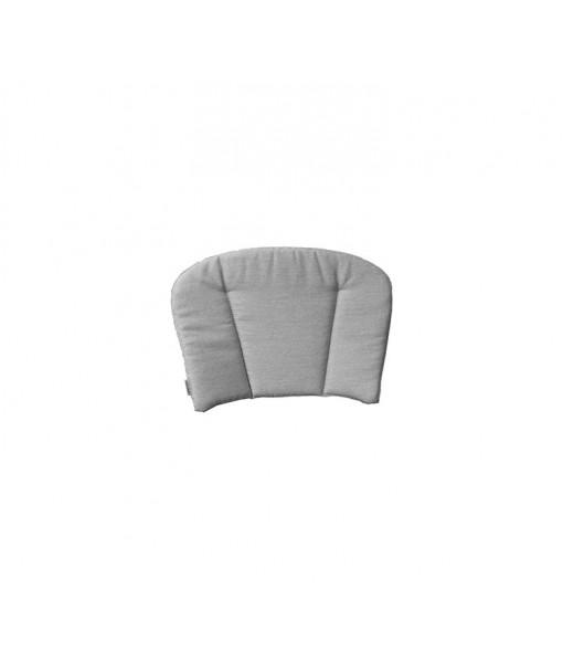 Derby/Lansing chair, back cushion Light Grey