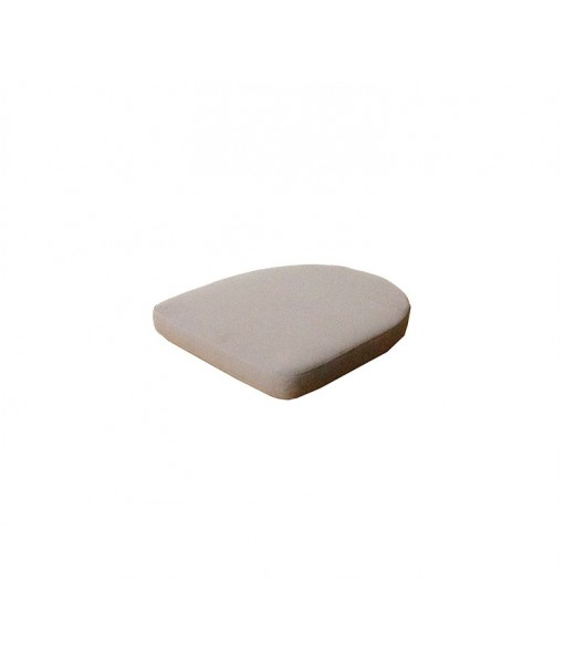 Derby/Lansing chair, seat cushion Taupe, Tempotest