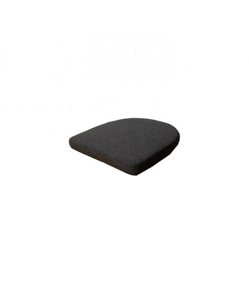 Derby/Lansing chair, seat cushion Black