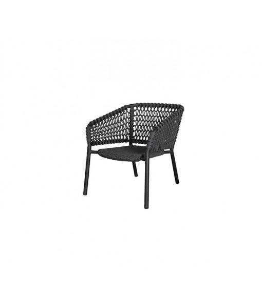 Ocean lounge chair, stackable