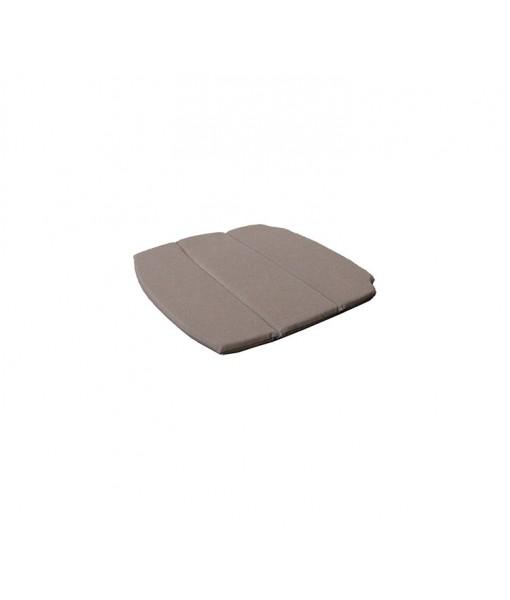 Breeze armchair, cushion Taupe