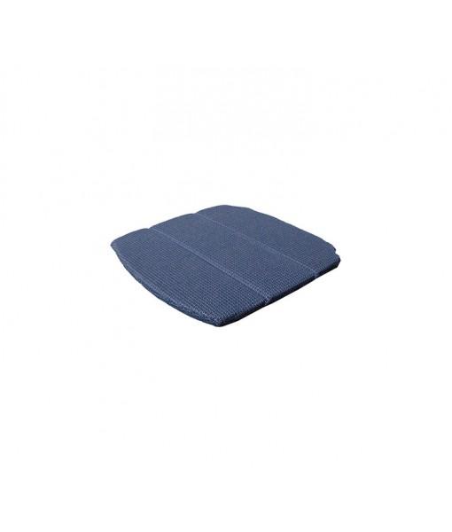 Breeze armchair, cushion Blue
