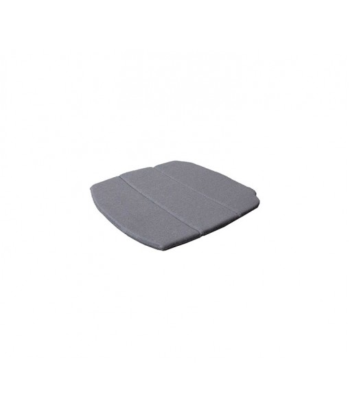 Breeze armchair, cushion Grey