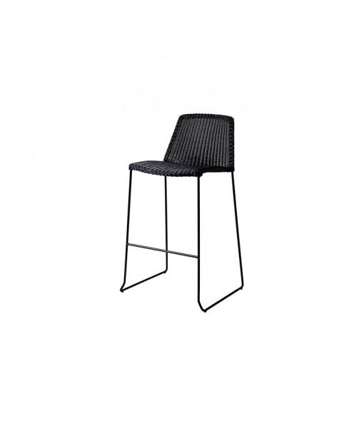 Breeze bar chair, stackable
