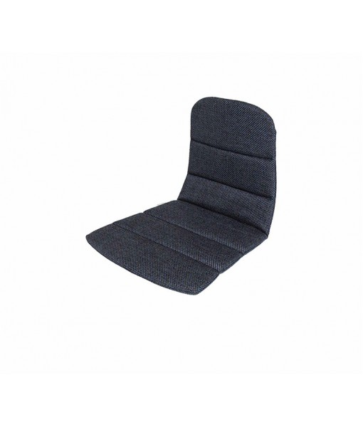 Breeze armchair, seat-/back cushion Dark Blue