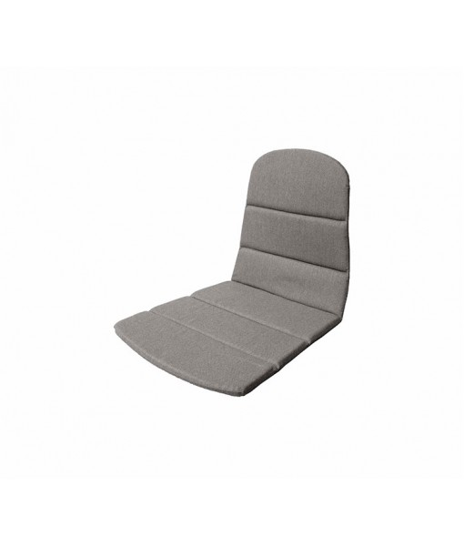 Breeze armchair, seat-/back cushion Taupe