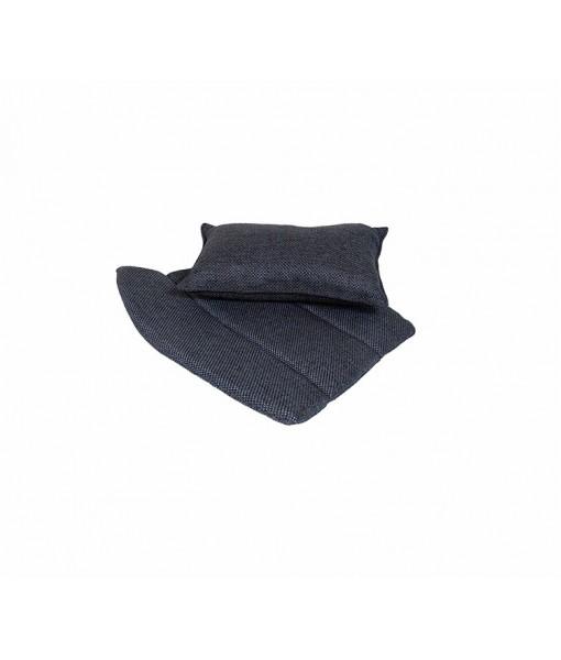 Breeze lounge chair, cushion set Dark ...