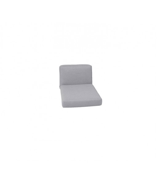 Chester lounge chair, cushion set Light ...