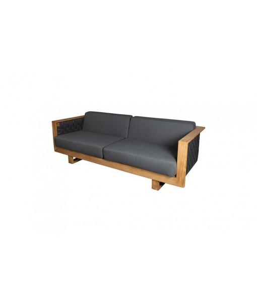 Angle 3-seater sofa