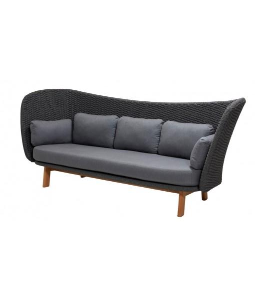 Peacock Wing 3-seater sofa