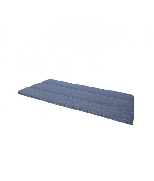 Breeze 2-seater lounge sofa, cushion Blue