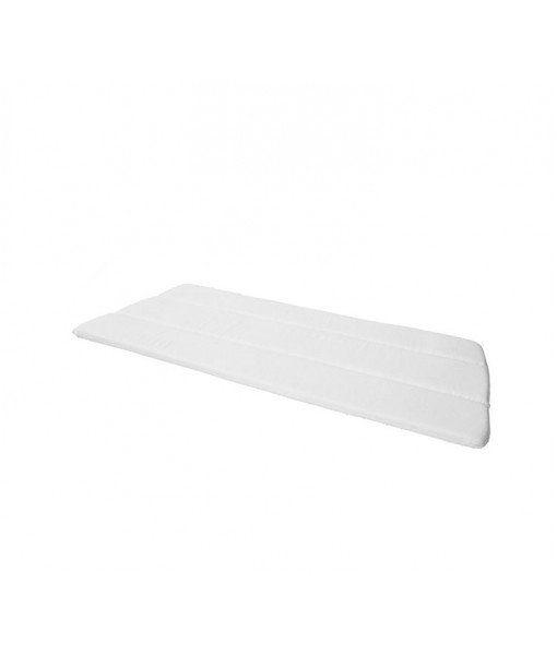 Breeze 2-seater lounge sofa, cushion White