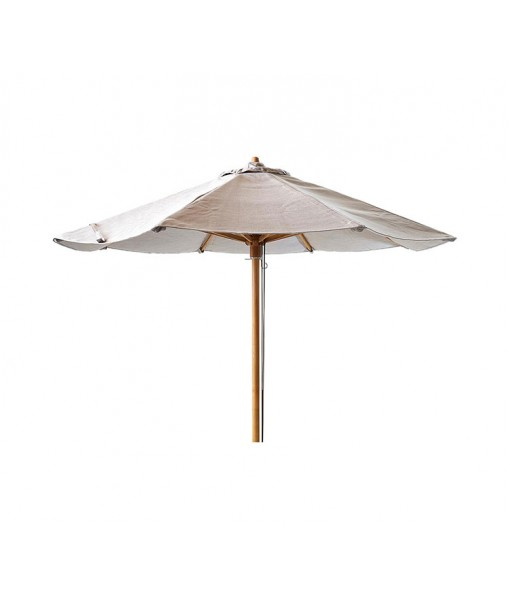 Classic parasol w/ pulley system, low
