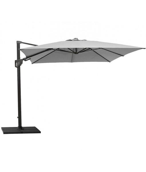 Hyde luxe tilt parasol 3x3 m, ...