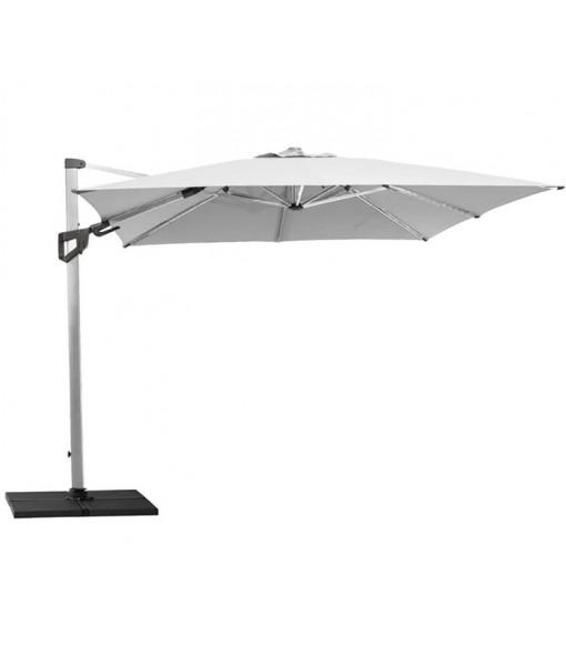 Hyde luxe tilt parasol, 3x3 m, ...