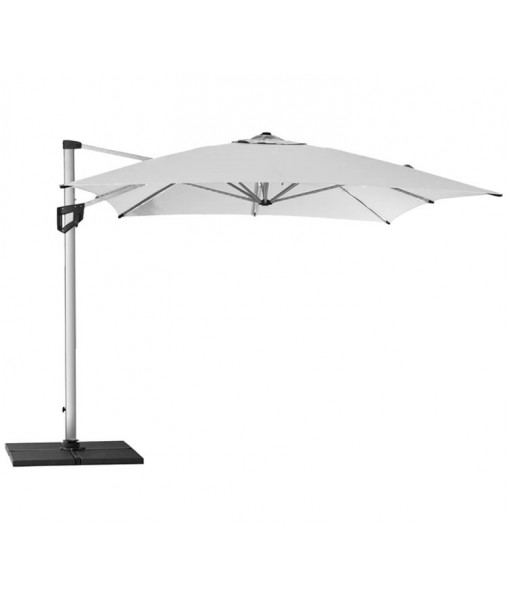 Hyde luxe hanging parasol incl. base, ...