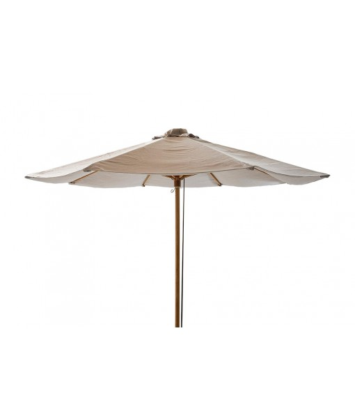 Classic parasol w/ pulley system, dia. ...
