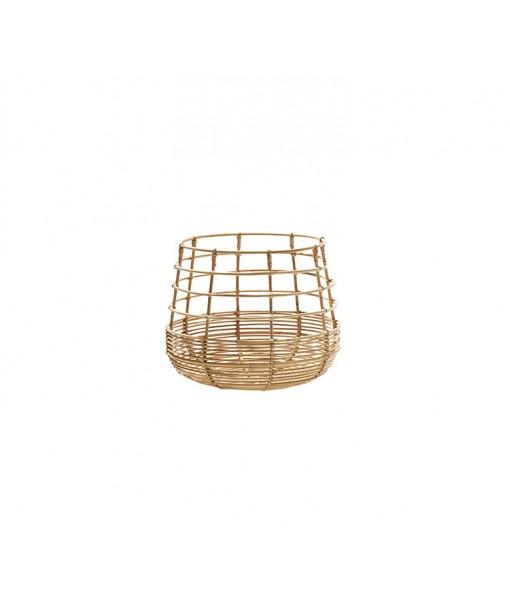 Sweep basket, round