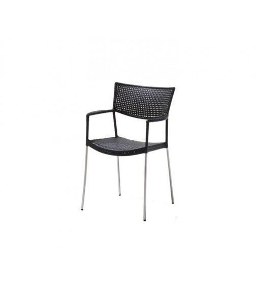 Savona chair, stackable