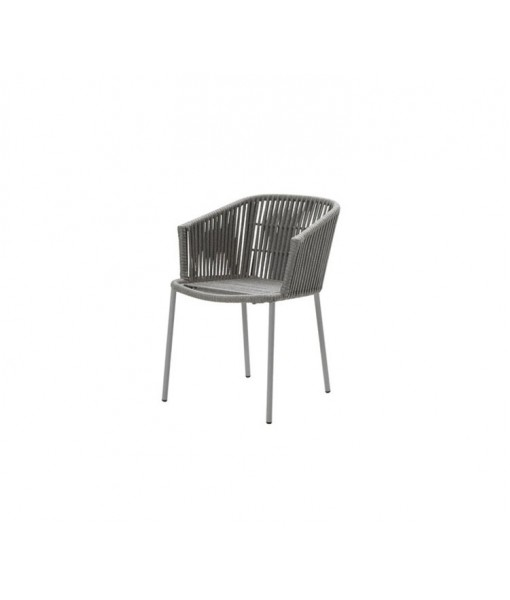Moments armchair, stackable