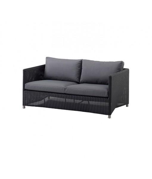 Diamond 2-seater sofa