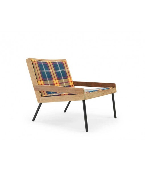 ALLAPERTO MOUNTAIN / TARTAN Lounge armchair