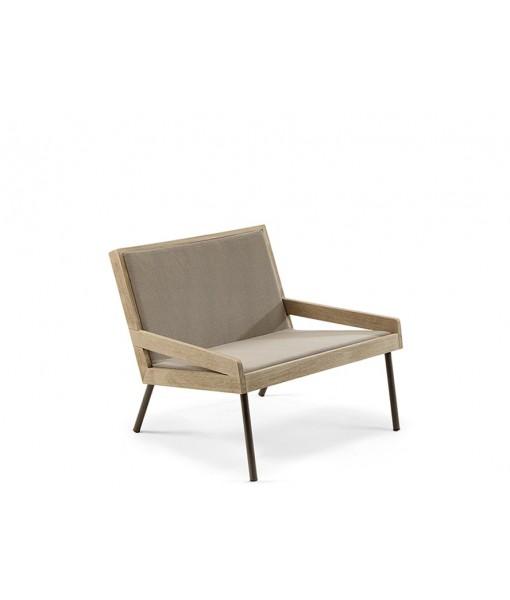 ALLAPERTO URBAN Lounge armchair