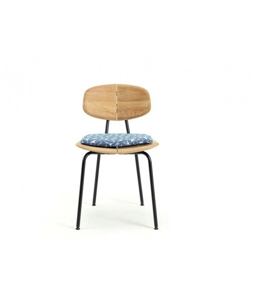 AGAVE Shaped Cushion Dining Chair