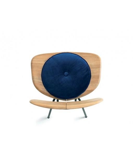 AGAVE Round Cushion Lounge Chair