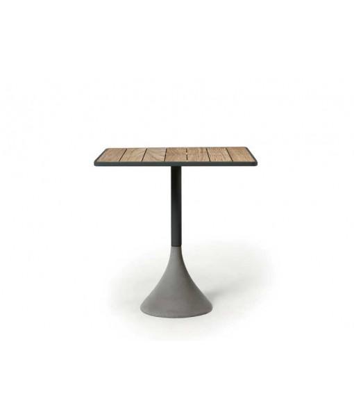 CONCRETO Square Table 60x60 H 74