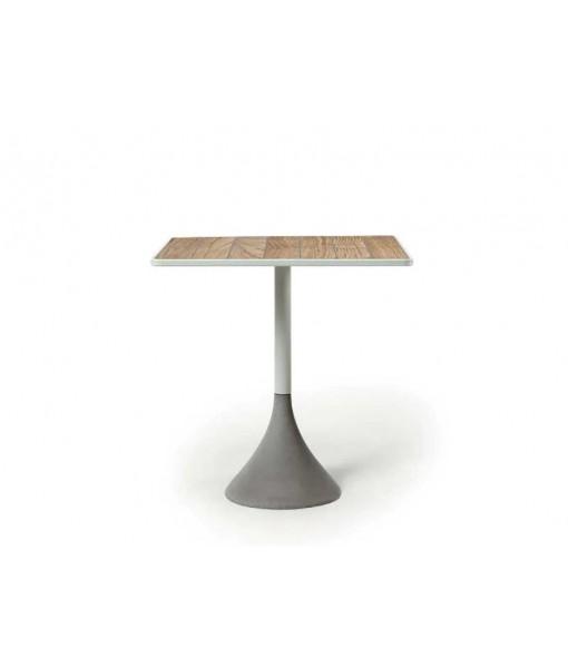 CONCRETO Square Table 70x70 H 74