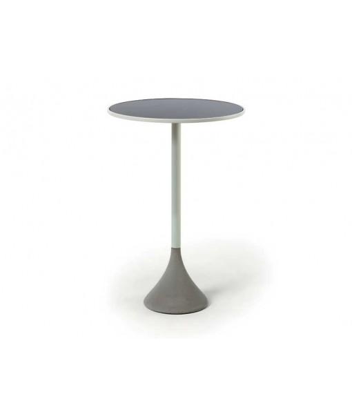 CONCRETO High Table Ø70 H 105