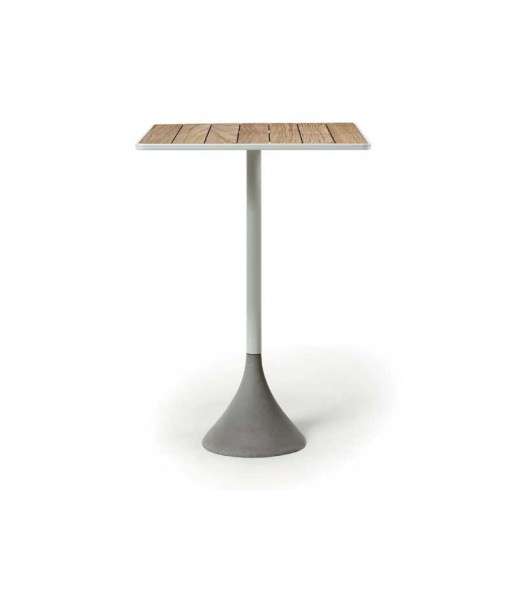 CONCRETO Square Table 60x60 H 105