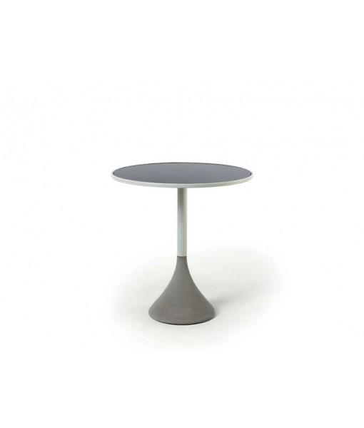 CONCRETO Rounde Table Ø60 H 74