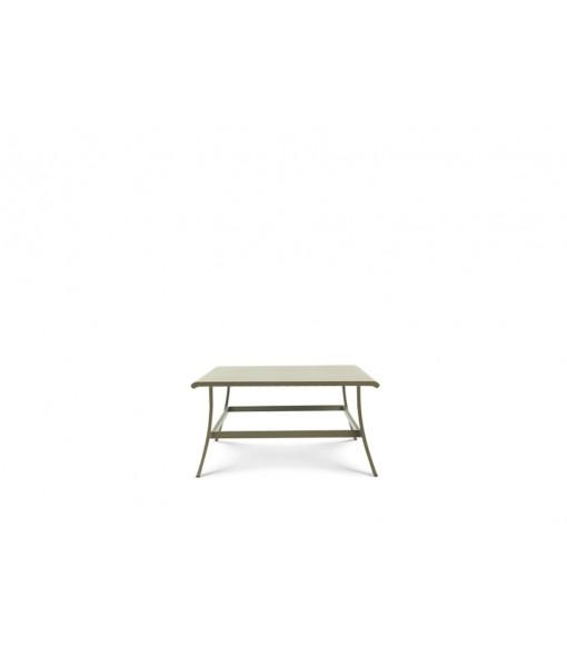 ELISIR Square coffee table 80x80