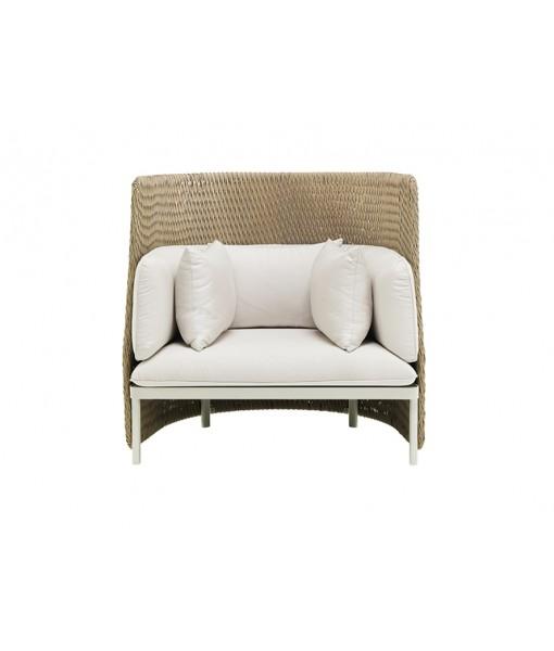 ESEDRA Highback lounge armchair