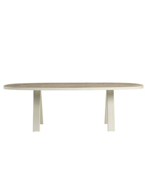 ESEDRA Oval table 240x112, 4