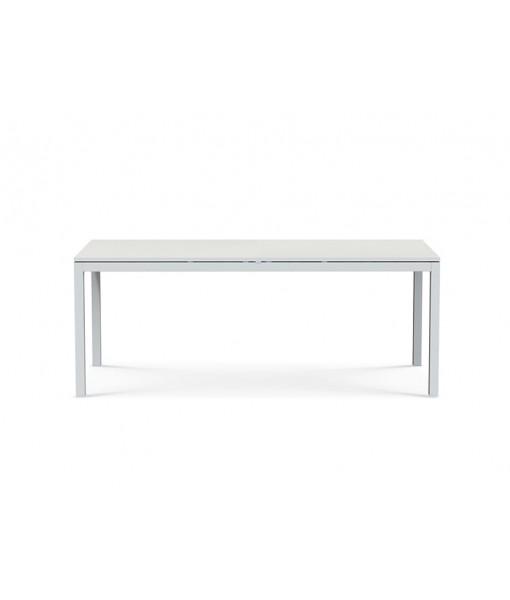 FLAT Extendable Rectangular Dining Table 160-250x100