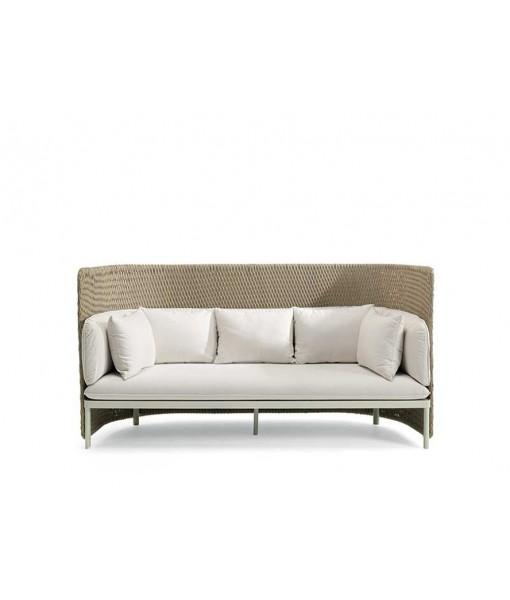 ESEDRA 3 seater highback sofa