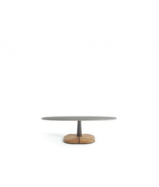 ENJOY Rectangular coffee table 90x70 h ...