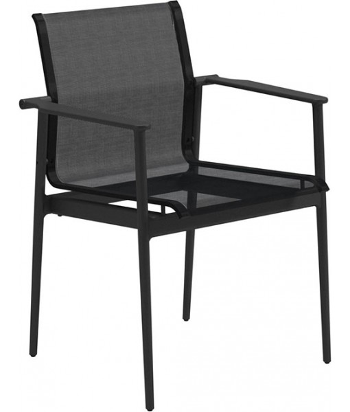 180 Stacking Chair With Arms