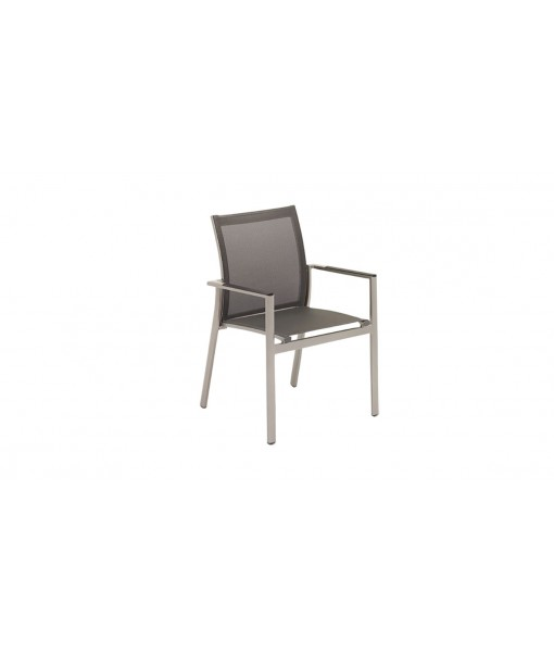 AZORE Stacking Chair With Arms