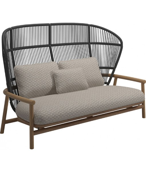 FERN High Back 2-Seater Sofa