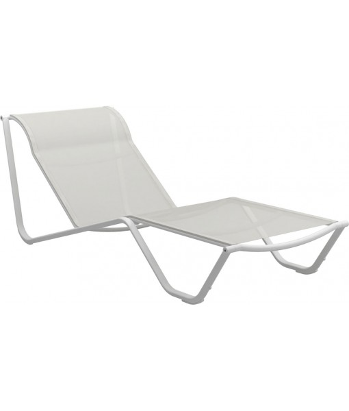 HELIO Stacking Fixed Back Lounger